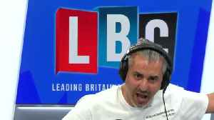 Maajid Nawaz Takes Down Caller Who Compared Being Gay With 'Beating Your Wife' [Video]