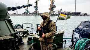 Ukraine-Russia dispute naval case to be heard at UN tribunal