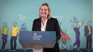 UK's Rudd Opts Out of Conservative Party Leadership Race [Video]