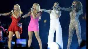 News video: Spice Girls' Sound Problems Disappoint Fans