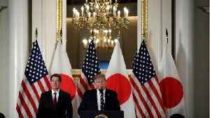 Trump Urges Greater Japanese Investment In U.S. [Video]