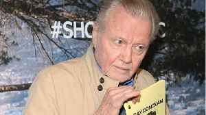 Why Is Twitter Mocking Jon Voight? [Video]
