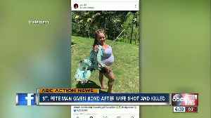 Husband arrested in deadly shooting of pregnant St. Pete woman, baby critical after delivery [Video]