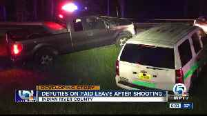 Suspect shot and killed during vehicle chase through multiple counties [Video]