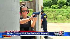 Redstone Arsenal Shooter Drill [Video]