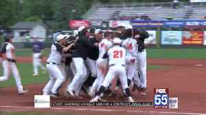 Walkoff in Tenth Inning Lifts Warriors Past Bellevue to Open NAIA World Series [Video]