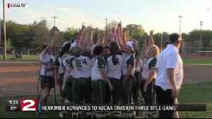 Herkimer softball one win away from national championship [Video]