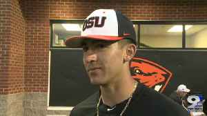 Web Extra: Beau Philip on gm two win against usc (5/24/19) [Video]