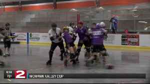 Mohawk Valley Cup brings roller derby teams from all over the world to Rome [Video]