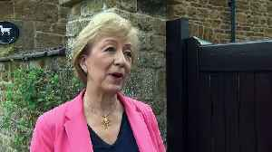 Leadsom announces Tory leadership bid [Video]