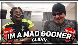 I'm A Mad Gooner! | Arsenal Will Win The Europa League! | Ft Glenn & Lumos [Video]
