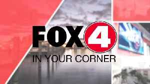 Fox 4 News Latest Headlines | May 25, 8pm [Video]