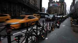 New York City Set To Experiment With Congestion Pricing In 2021 [Video]