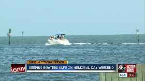 Keeping boaters safe on Memorial Day weekend [Video]