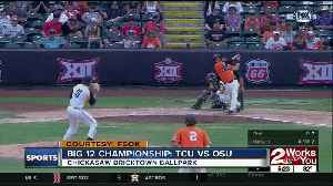 OSU Beats WVU 5-2, Wins Big 12 Title [Video]