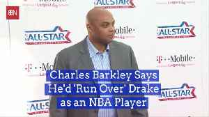 Charles Barkley Wants To Teach Drake A Lesson [Video]