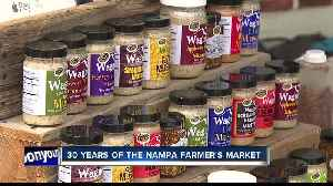 Nampa Farmer's Market gearing up to celebrate 30 years [Video]