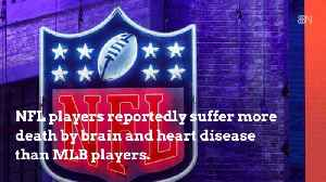News video: A New Harvard Study Makes Bold NFL Claims