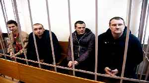 UN court orders Russia to free detained Ukraine sailors