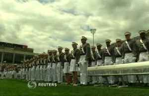 West Point Military Academy graduates its most diverse class ever [Video]