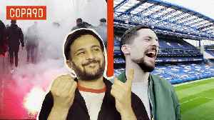 News video: Is This Europa League Final Set To Be A Classic?? | This Is Europa With Amstel
