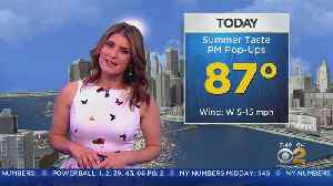 New York Weather: Steamy Sunday [Video]