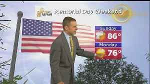 WBZ Mid-Day Forecast For May 26, 2019 [Video]