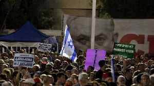 Thousands of Israelis protest legislative changes to grant PM immunity and limit Supreme Court [Video]