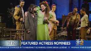 Tony Awards 2019: Featured Actresses [Video]