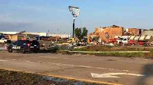 Tornado Tears Through Oklahoma Community, Killing At Least Two