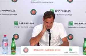 Victorious Federer revels in return to Roland Garros