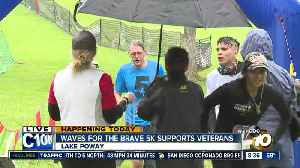 Waves for the brave 5K supports veterans [Video]