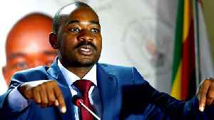Zimbabwe opposition MDC party elects Nelson Chamisa as leader [Video]
