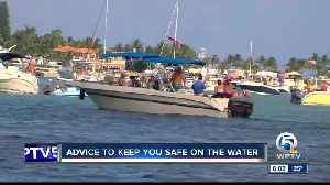 Advice to keep you safe on the water this Memorial Day [Video]
