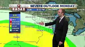Gino Recchia NBC26 Weather Forecast [Video]