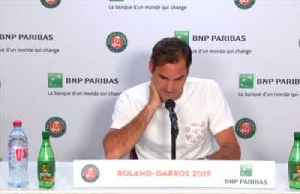 Victorious Federer revels in return to Roland Garros [Video]