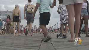 Jersey Shore Beaches Packed On Glorious Sunday [Video]
