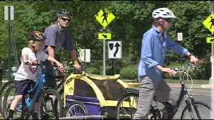 Local healthcare workers urge cycling to raise activity levels [Video]