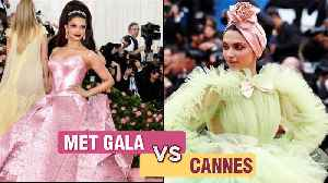 Deepika Padukone MET GALA 2019 VS Cannes 2019 | Fashion Face Off [Video]