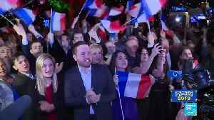 European Elections: Marine le Pen's far-right party wins big in EU Parliament [Video]
