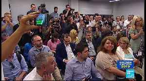 European Election results: Greece's ruling party calls for snap elections [Video]