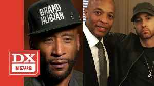 Lord Jamar Says Eminem Offered His Daughter Hailie Up To Dr. Dre In New 2019 Interview [Video]