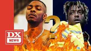 King Los Addresses Rumors That Juice Wrld Can Freestyle Better Than Him [Video]