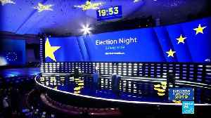 European Election results: highest voter turnout in 20 years [Video]