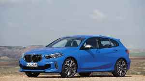 The all-new BMW 1 Series - BMW M135i xDrive Exterior Design [Video]