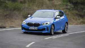 The all-new BMW 1 Series - BMW M135i xDrive Driving Video [Video]