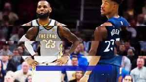 Lakers' LeBron James Looking to Recruit NBA Free Agents [Video]