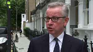 Michael Gove 'ready' to take Britain out of the EU [Video]