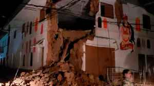 Strong earthquake hits Northern Peru [Video]