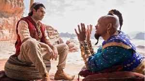 Aladdin Debuts To $112 Million Weekend [Video]
